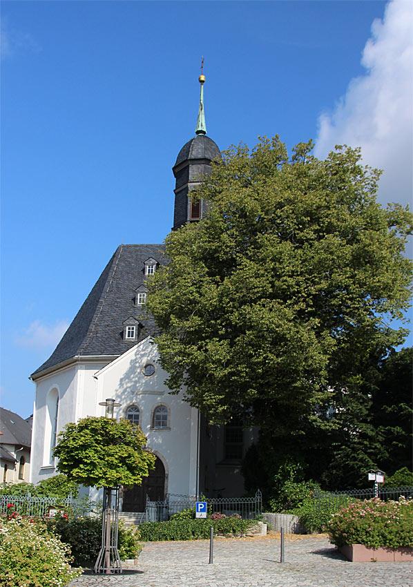 Kirche in Bernsbach