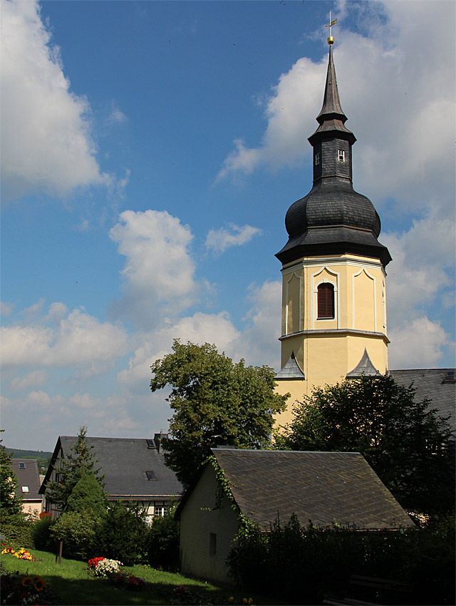 Ev.-Luth. Kirche in Bockau