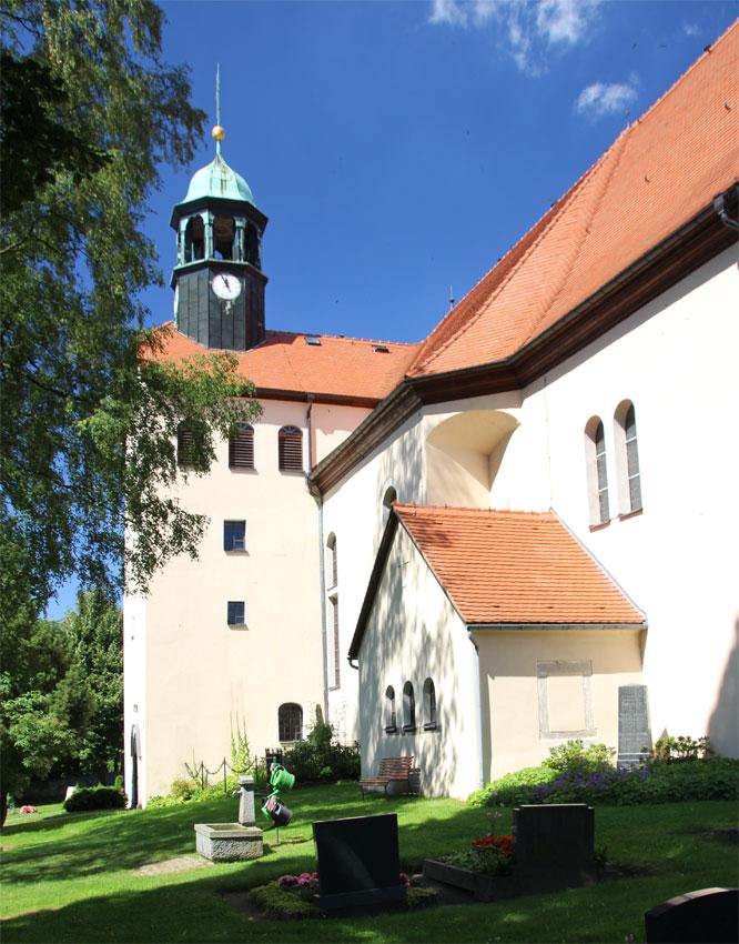 Kirche in Oberottendorf