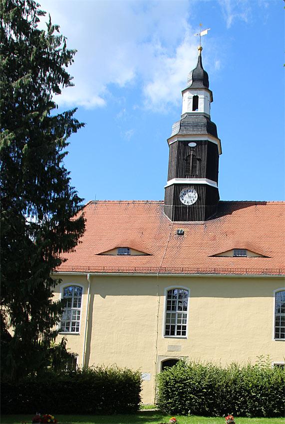 Kirche in Reichenbach im Haselbachtal