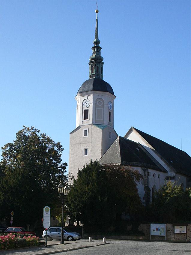 Marienkirche zu Dohna