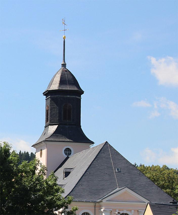 Gruenhainer Stadtkirche
